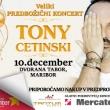 Veliki predbožični koncert Tony Cetinski